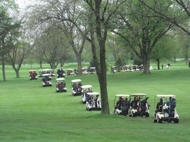Mayslake Knights of Columbus Golf Outing