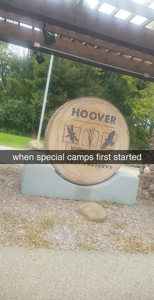 Hoover Camp Memories – Benji Coutcher