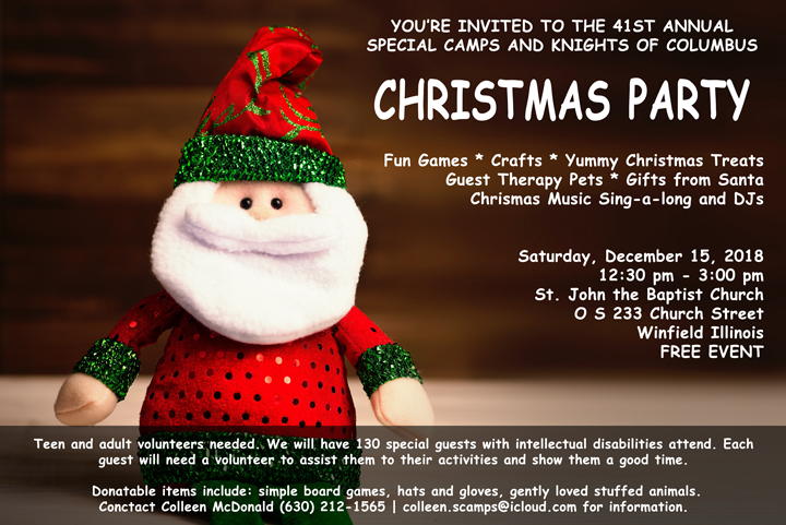 41st Annual Christmas Party